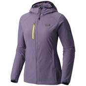 Mountain Hardwear Super Chockstone Hooded Womens Jacket, Minky, medium