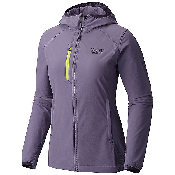 Mountain Hardwear Super Chockstone Hooded Womens Jacket, Minky, 600