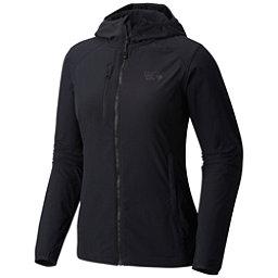 Mountain Hardwear Super Chockstone Hooded Womens Jacket, Black, 256