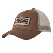 Mountain Khakis Soul Patch Trucker Hat, Legacy Brown, medium