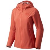 Mountain Hardwear Stretch Ozonic Womens Jacket, Crab Legs, medium