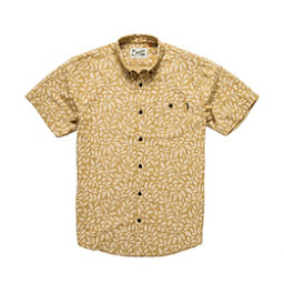 Howler Brothers Mansfield Mens Shirt, Sunshine, 256