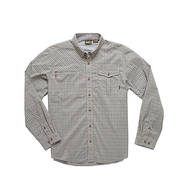 Howler Brothers Matagorda Mens Shirt, Slate Blue, 600