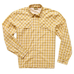 Howler Brothers Pescador Mens Shirt, Lemon Drop, 256