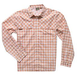 Howler Brothers Pescador Mens Shirt, Fuzzy Navel, 256
