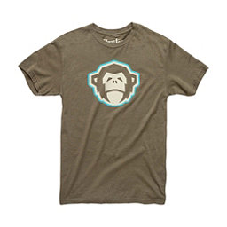Howler Brothers Select Mens T-Shirt, El Mono Military, 256