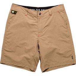 Howler Brothers Horizon Mens Hybrid Shorts, Colonial Khaki, 256