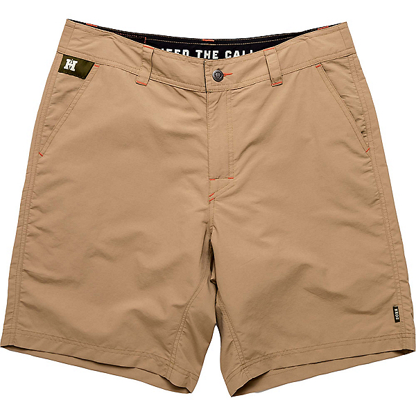Howler Brothers Horizon Mens Hybrid Shorts, Colonial Khaki, 600