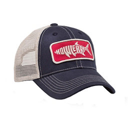 Howler Brothers Howler Standard Hat, Silver King Navy, 256