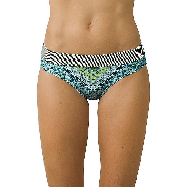 Prana Ramba Bathing Suit Bottoms, Emerald Riviera, 600