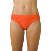 Prana Ramba Bathing Suit Bottoms, Electric Orange, medium