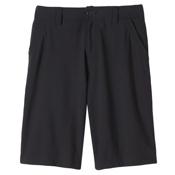 Prana Ansa Mens Hybrid Shorts, Black, medium
