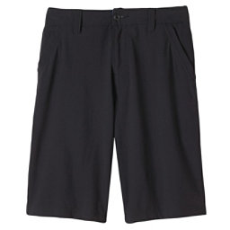 Prana Ansa Mens Hybrid Shorts, Black, 256