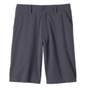 Prana Ansa Mens Hybrid Shorts, Coal, medium