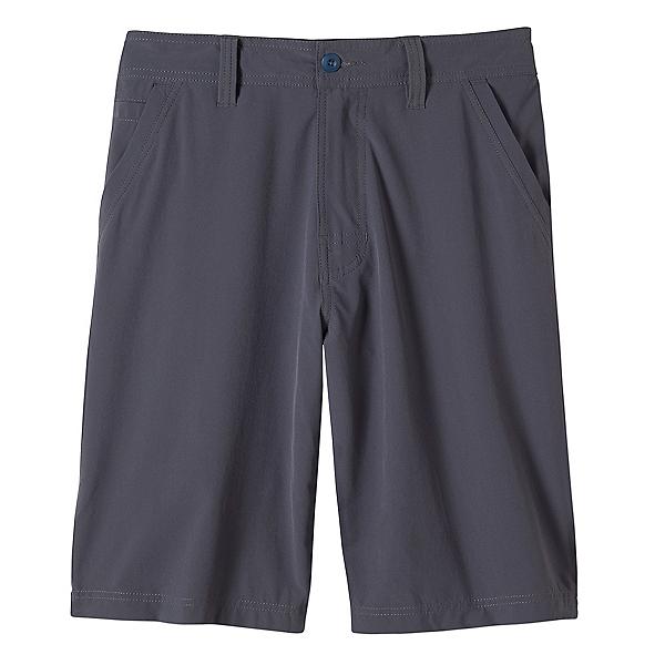Prana Ansa Mens Hybrid Shorts, Coal, 600