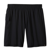 Prana Flex Mens Shorts, Black, medium