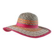 Prana Dora Womens Sun Hat, Cosmo Pink, medium