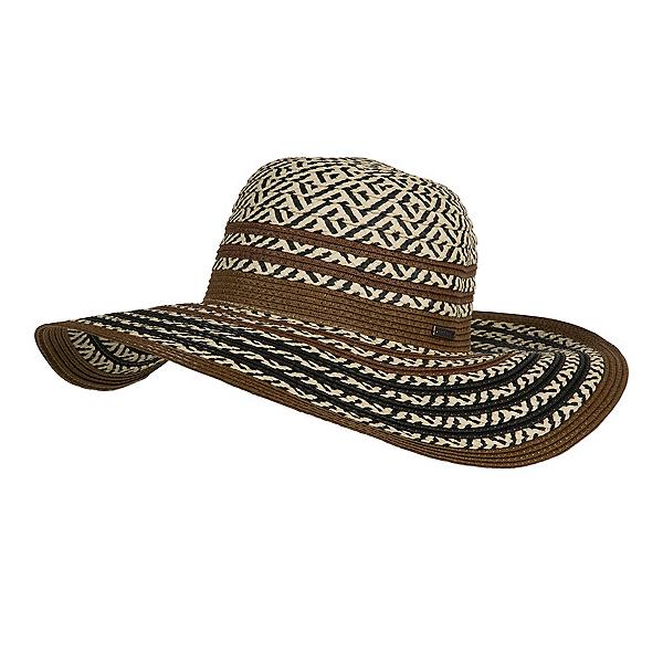 Prana Dora Womens Sun Hat, Black, 600