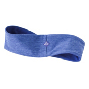Prana Reversible Headband, Cobalt, medium