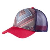 Prana La Viva Trucker Womens Hat, Cosmo Pink Riviera, medium
