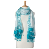 Prana Lahna Scarf, Dragonfly, medium