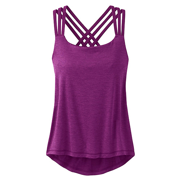 Prana Waterfall Womens Tank Top, Grapevine, 600