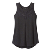 Prana Petra Top Womens Shirt, Black, medium