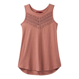 Prana Petra Top Womens Shirt, Lacquered Rose, 256
