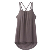 Prana Mika Strappy Womens Tank Top, Moonrock, medium