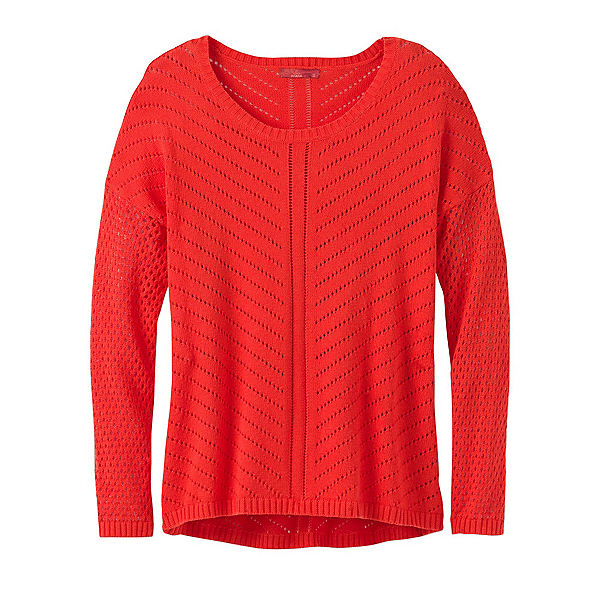 Prana Parker Womens Sweater, Koi, 600