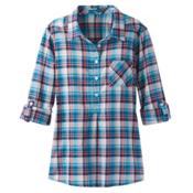 Prana Gina Womens Shirt, Cove, medium