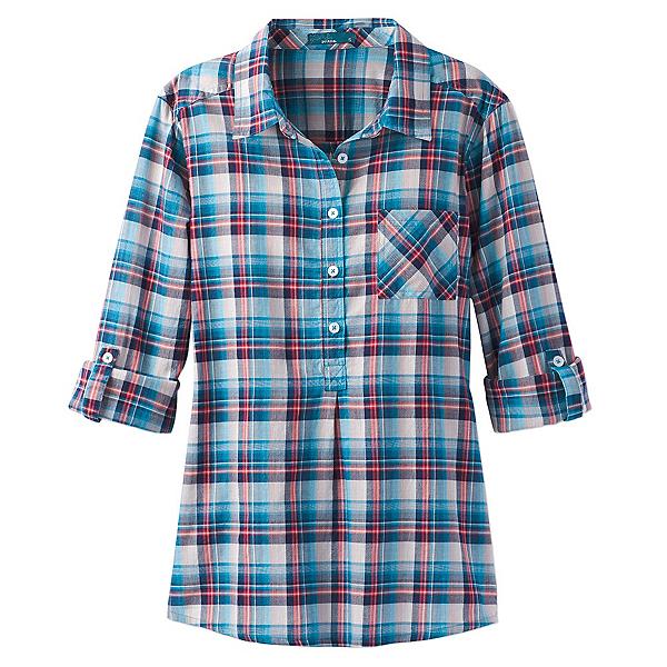 Prana Gina Womens Shirt, Cove, 600