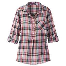 Prana Gina Womens Shirt, Wild Orchid, 256