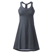 Prana Cali Dress, Charcoal Botanica, medium