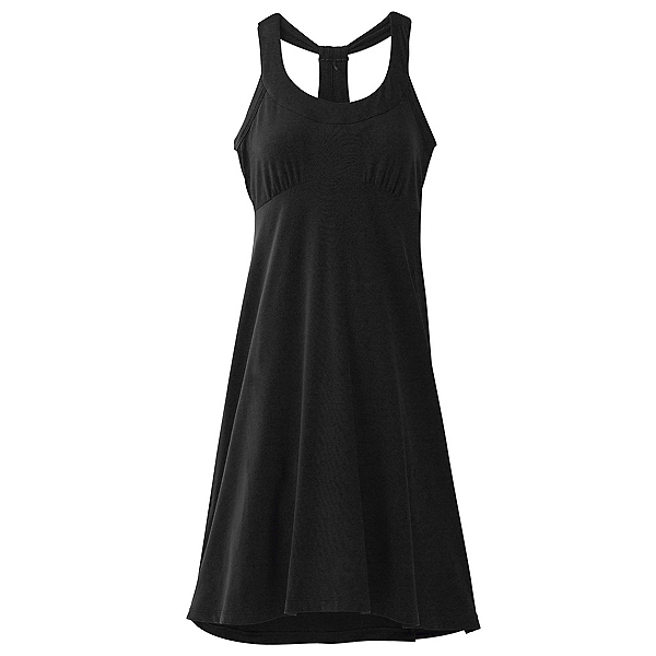 Prana Cali Dress, Black, 600