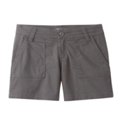Prana Tess Womens Shorts, Gravel, medium