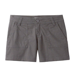 Prana Tess Womens Shorts, Gravel, 256