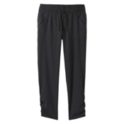 Prana Midtown Capri Womens Pants, Black, medium