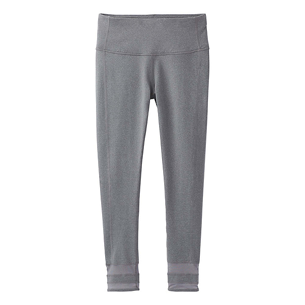 Prana Nile Legging Womens Pants, Heather Grey, 600