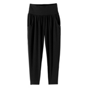 Prana Ryley Crop Womens Pants, Black, medium