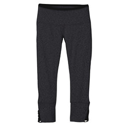 Prana Tori Capri Womens Pants, Charcoal, 256
