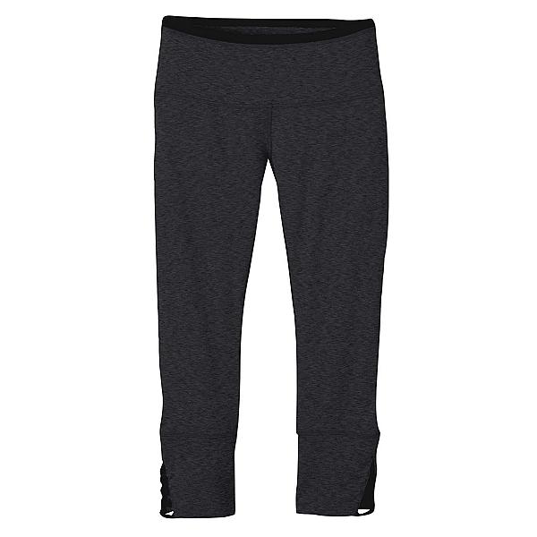 Prana Tori Capri Womens Pants, Charcoal, 600