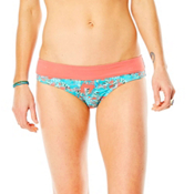 Carve Designs Catalina Bikini Bathing Suit Bottoms, St. Croix-Sunkiss, medium