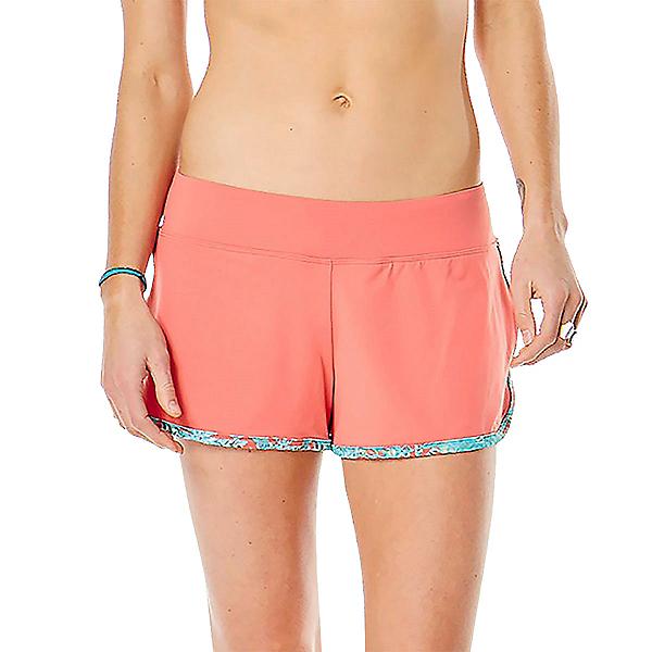 Carve Designs Minna Womens Hybrid Shorts, Sunkiss-St. Croix, 600