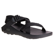 Chaco Z1 Classic Mens Sandals, Black, medium