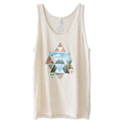 KAVU Heartland Womens Tank Top, Cloudy Skies, medium