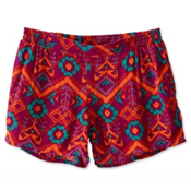 KAVU Sally Womens Shorts, Jewel Ikat, medium