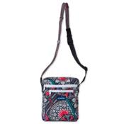 KAVU Zippit Bag, Spring Hodgepodge, medium