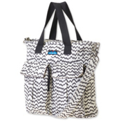 KAVU Tricked Out Tote, Natural Beats, medium