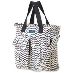 KAVU Tricked Out Tote, Natural Beats, 256